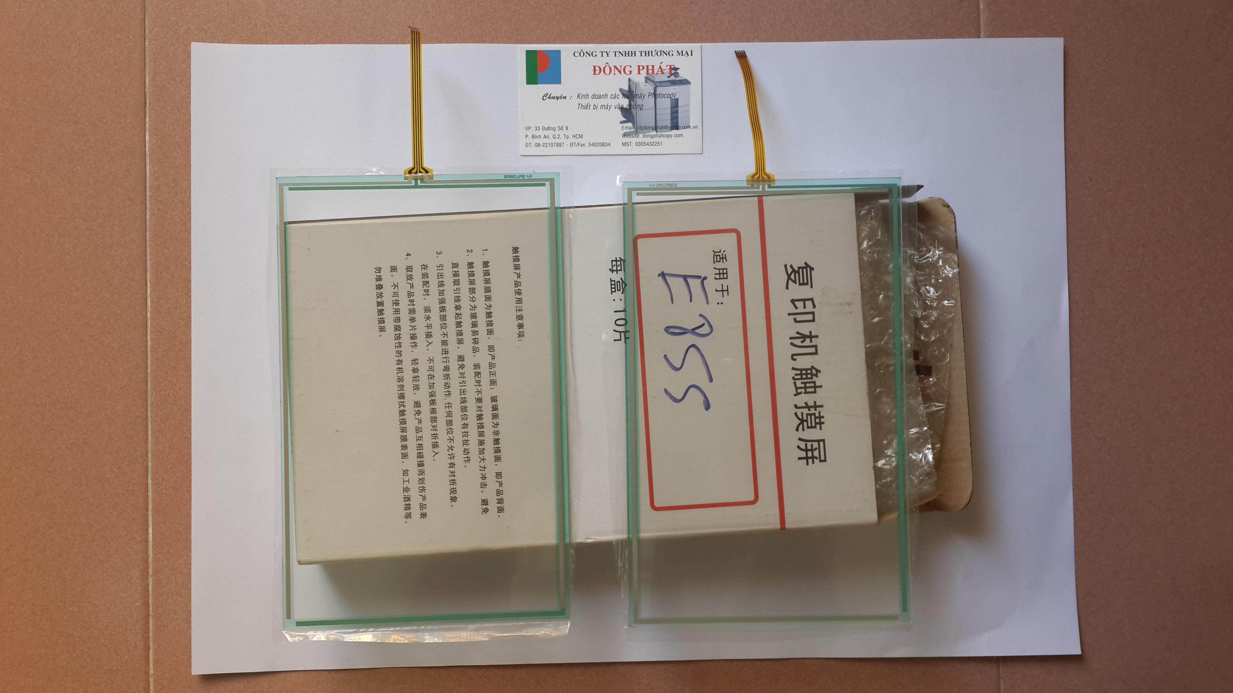 Mặt cảm ứng cho máy photocopy Toshiba Estudio 655-855-656-856