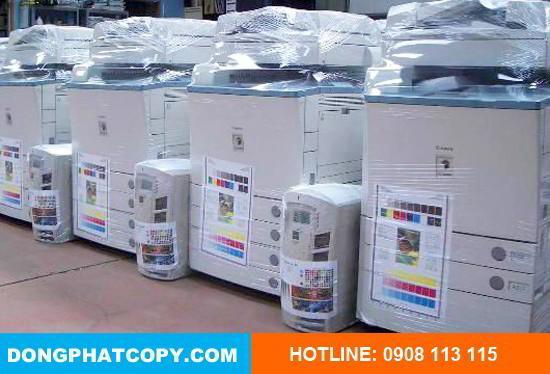 Thuê máy photocopy giá rẻ tại hcm