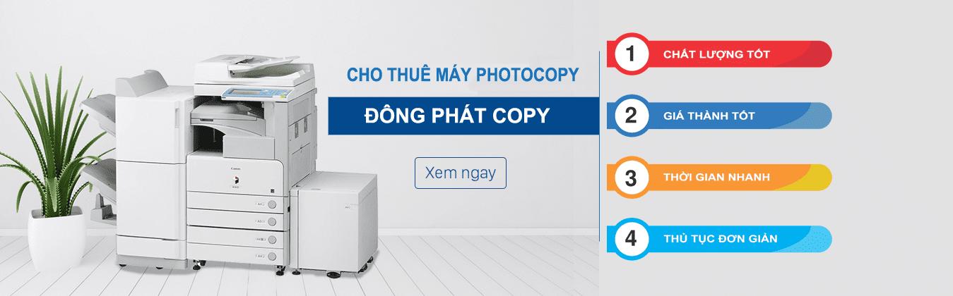 banner thuê máy photocopy